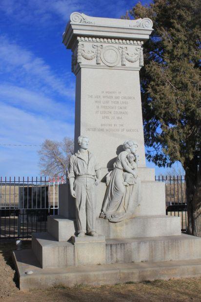 Ludlow-memorial