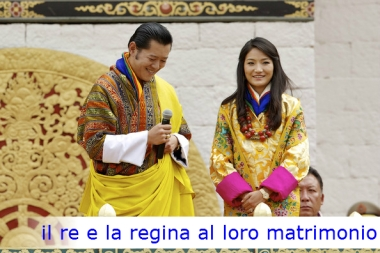Bhutan+Celebrates+King+Marries+DWRH3E_9dcTl